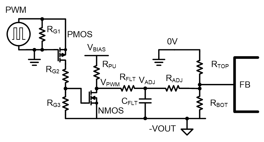 level-shifting circuit