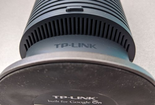 TP-Link TGR1900 router front vents