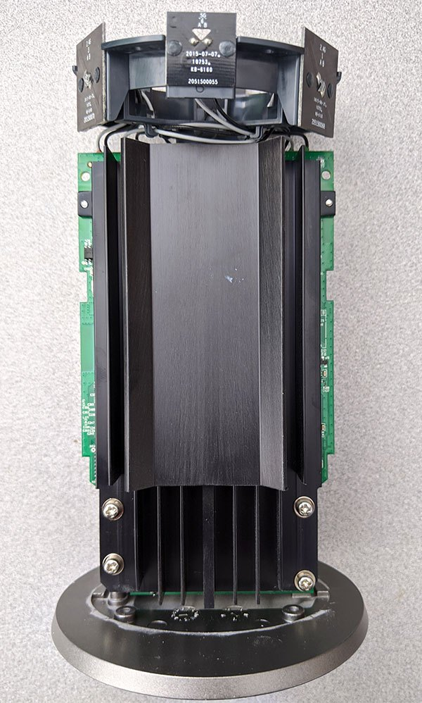 TP-Link TGR1900 router heat sink