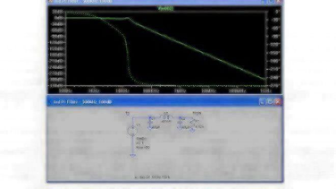 Ltspice Software Analyses Low Pass Filters Edn Asia